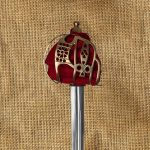 Basket-Hilted Broadsword