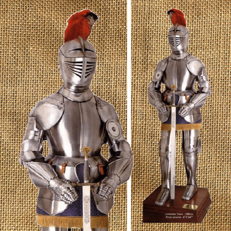 The Knight Suit of Armour