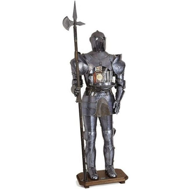 Cocktail Cabinet Suit of Armour